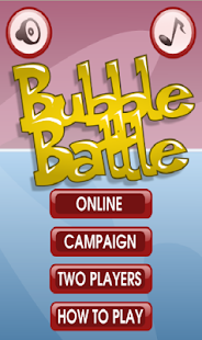 Bubble Battle - screenshot