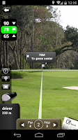 Screenshot of Mobitee GPS Golf Premium