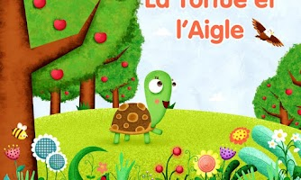 Screenshot of La Tortue et l'Aigle