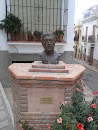 Busto D. Manuel Alcantara