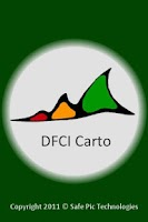 Screenshot of DFCI Carto