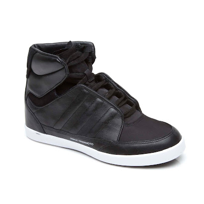 Y-3 Branded High Top TRAINER