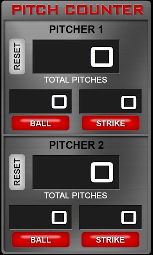 Pitch Counter Pro