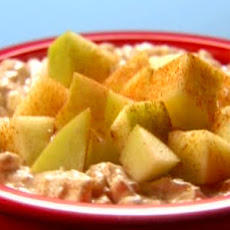 Double-0-Cinnamon Apple Breakfast Bowl