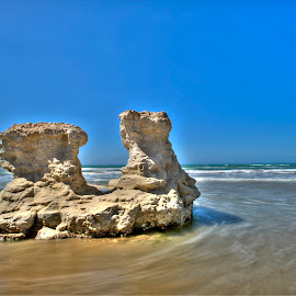 limestone formations  by Carmelo Parisi - Landscapes Caves & Formations