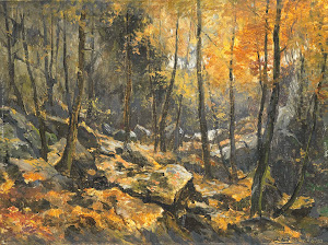 RIJKS: Egbert Schaap: painting 1912