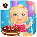 Sweet Baby Girl - Birthday APK for Bluestacks