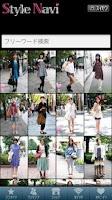 Screenshot of StyleNavi - ファッションスナップ -