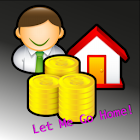 LetMeGoHome Full: a work clock icon