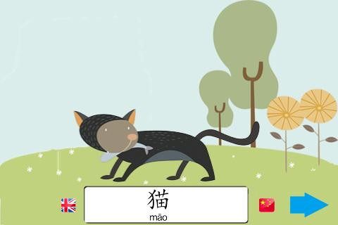 Bilingual Animals Flashcards