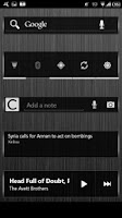 Screenshot of Chrome CM11 AOKP Theme