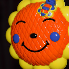 Smiley  by A.r. Artisan - Artistic Objects Toys