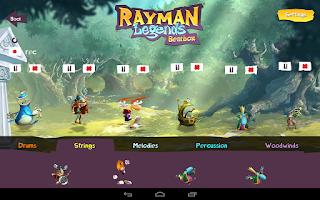 Screenshot of Rayman® Legends Beatbox