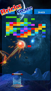 Game BRICKS SPACE apk for kindle fire