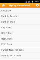 Screenshot of MyCity Ahmedabad