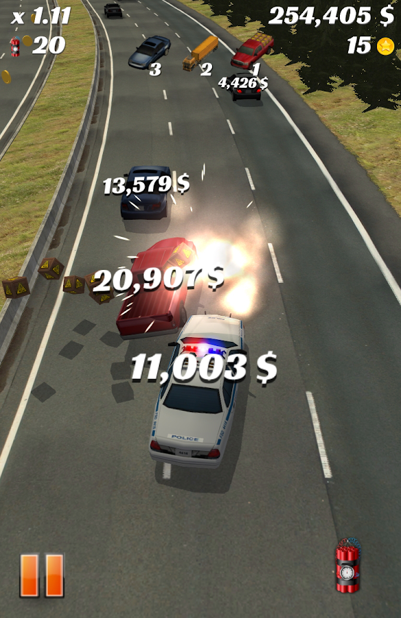 Highway Crash Derby Screenshot 3