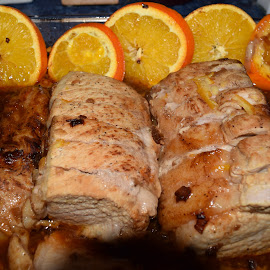 Asian Pork Loin by Monroe Phillips - Food & Drink Meats & Cheeses
