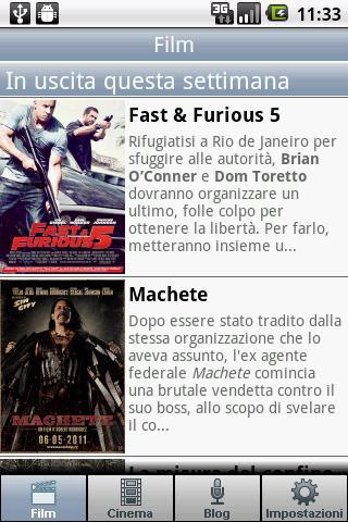 Film al Cinema by Sw