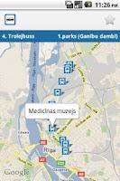 Screenshot of Transport in Riga PRO