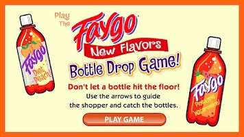 Screenshot of Faygo Bottle Drop!