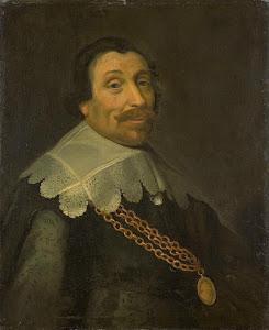 RIJKS: workshop of Michiel Jansz. van Mierevelt: painting 1640