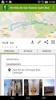 Screenshot of Openxplora