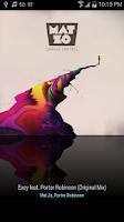 Screenshot of Cloudskipper Music Player