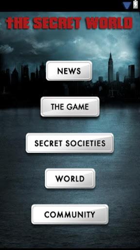 The Secret World Info