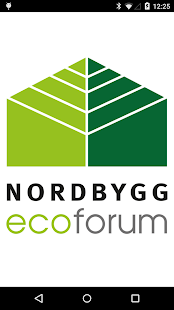 Nordbygg Ecoforum - screenshot