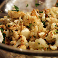 Cauliflower with Five Spices