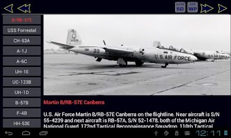Screenshot of Vietnam War Aircraft