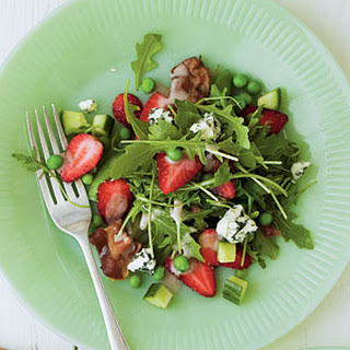 Spring Garden Strawberry Salad