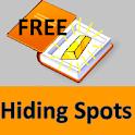 Hiding Spots (Free) icon