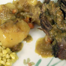Sheila's Savory Pot Roast and Vegetables With Gravy