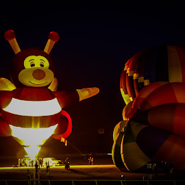 Bee Glow by Ron Meyers - Transportation Other