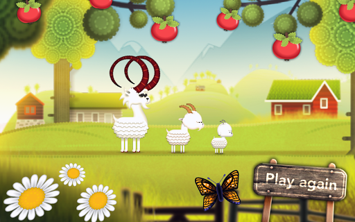 The three Billy Goats Gruff - screenshot