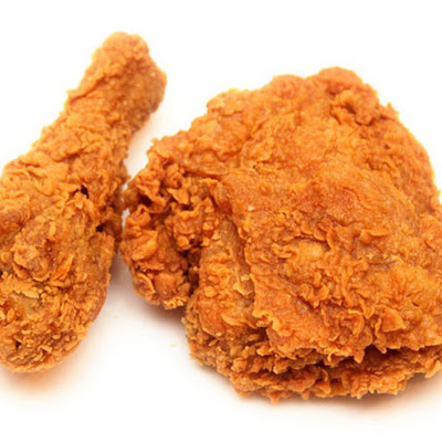 Refried Popeye's (A.K.A. Extra Crispy Popeye's Fried Chicken)