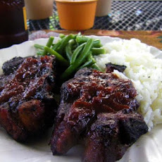 Wine-Marinated Country-Style Ribs