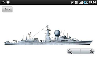 Screenshot of Destroyers  and Frigates