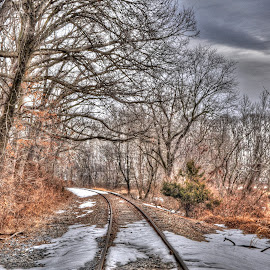 by Mike Roth - Transportation Railway Tracks