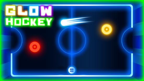 Glow Hockey на Android скачать бесплатно - Nine Store