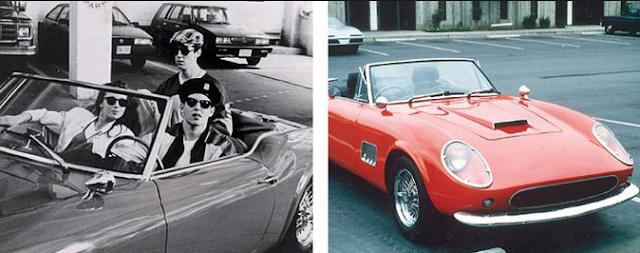 Ferris Buellers Ferrari 250