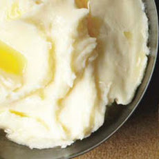 Buttery Mashed Potatoes