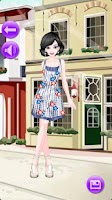 Screenshot of Cover Girl Dress Up