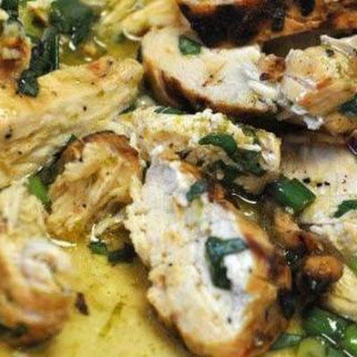 Crock Pot Balsamic Chicken