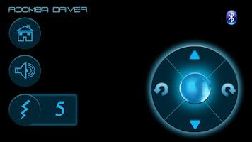 Screenshot of Roomba Driver