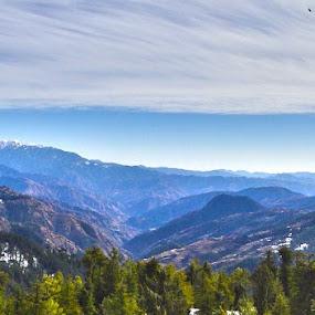 Kurfi Hills  by Saurabh Gaikwad - Landscapes Mountains & Hills