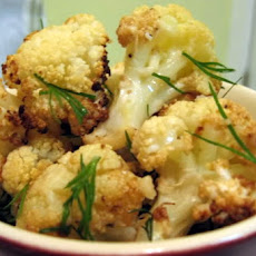 Cauliflower with Mustard-Lemon Butter