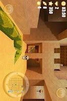 Screenshot of Snake 3D Revenge Free