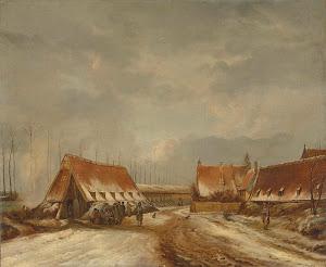 RIJKS: Pieter Gerardus van Os: painting 1814
